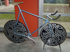 The Keith Haring Cinelli