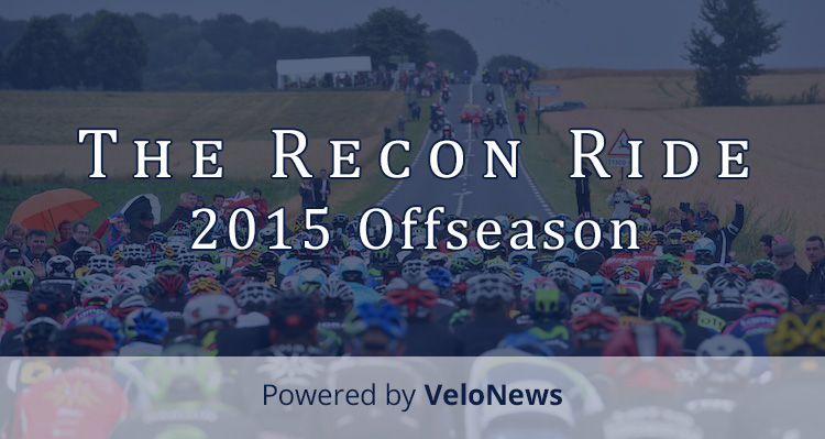 Recon Ride Off-Season 2015