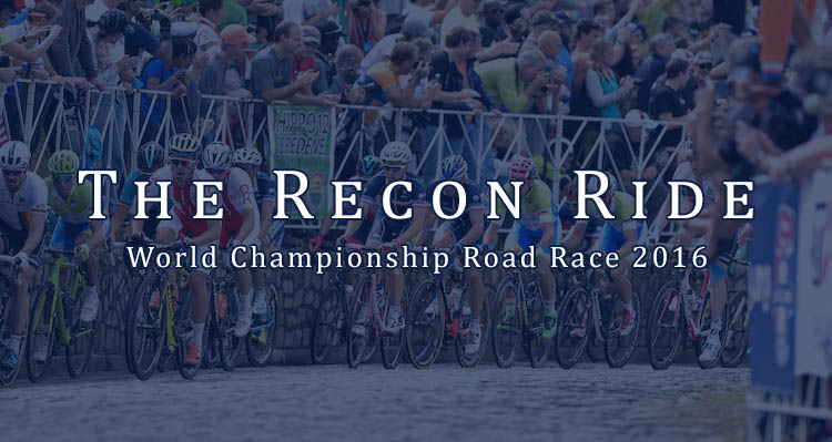 The Recon Ride World Championships 2016