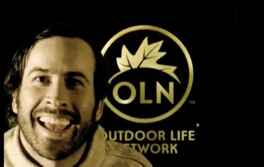 Jason Lee pitches the Cyclism for OLN