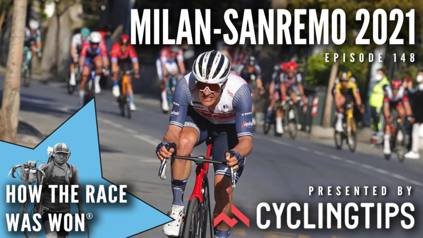 How The Race Was Won - MIlan-Sanremo 2021